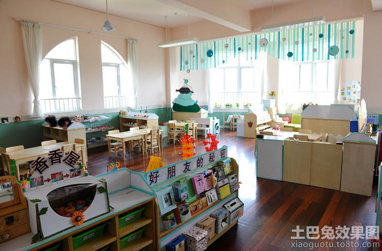 幼儿园教室环境布置吊饰