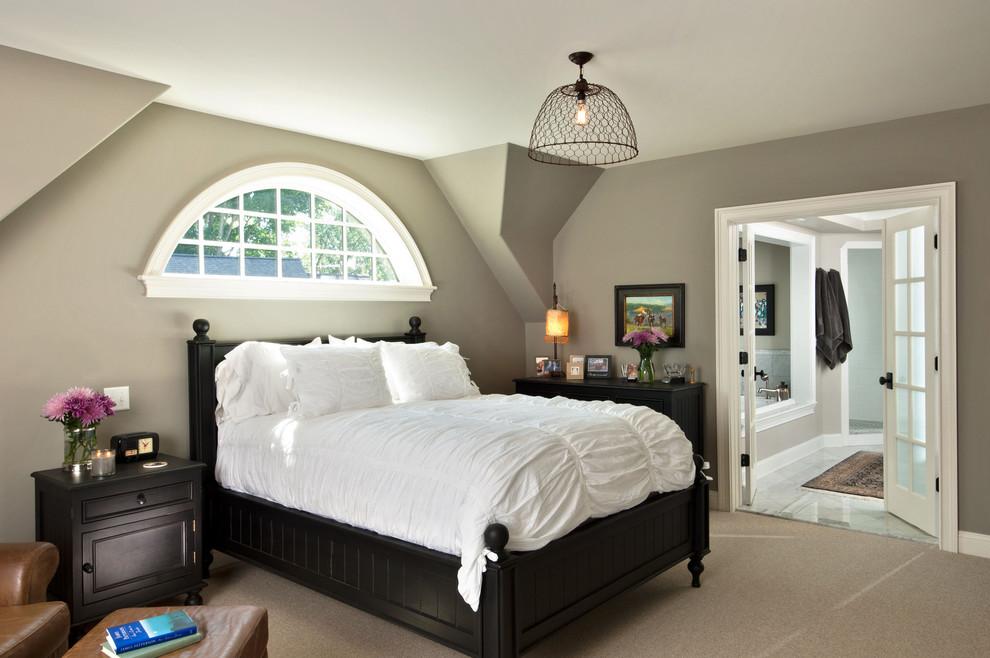欧式卧室实木床图片 图片