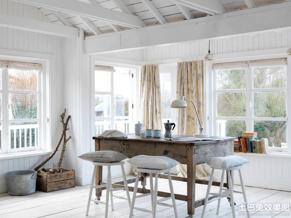 复古欧式实木家具图片