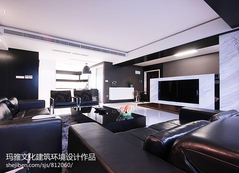 客厅设计沙发摆放效果图