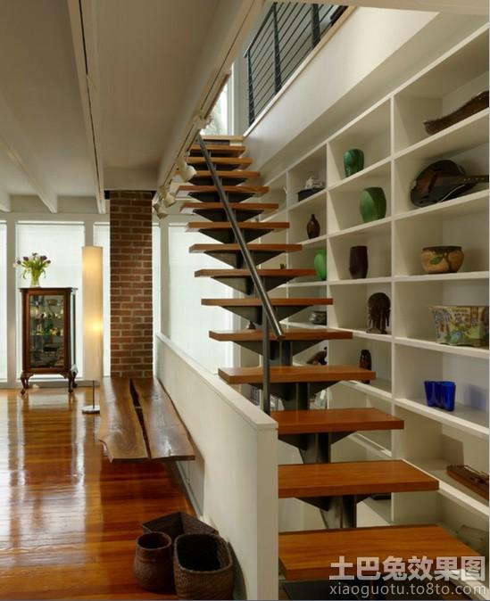 室内楼梯装修设计图片