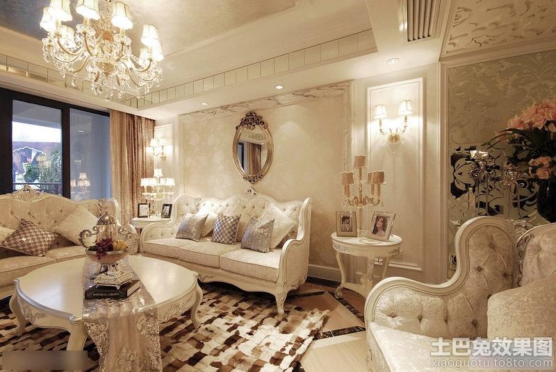 欧式风格样板房设计 - 九正家居装修效果图图片