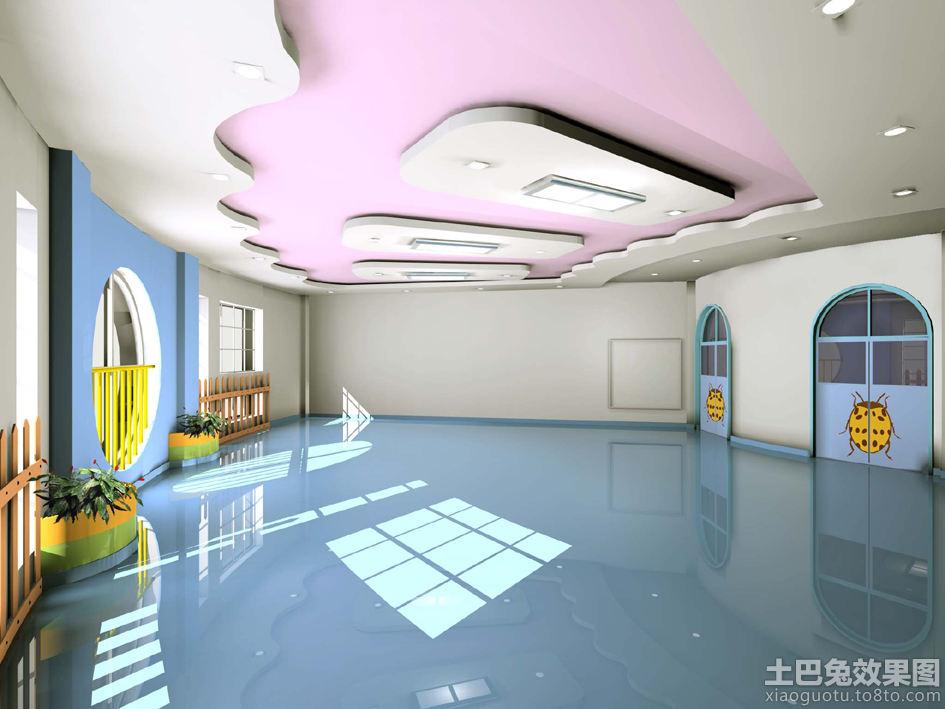 最新幼儿园教室布置图片大全 - 装修效果图 - 九正