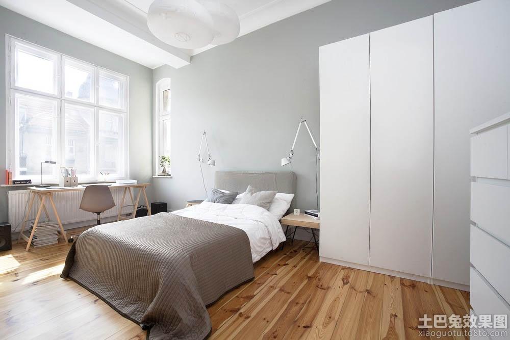 北欧风格卧室装修图片 - 装修效果图 - 九正家居网图片