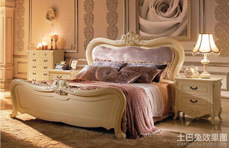 欧式房间装饰效果图