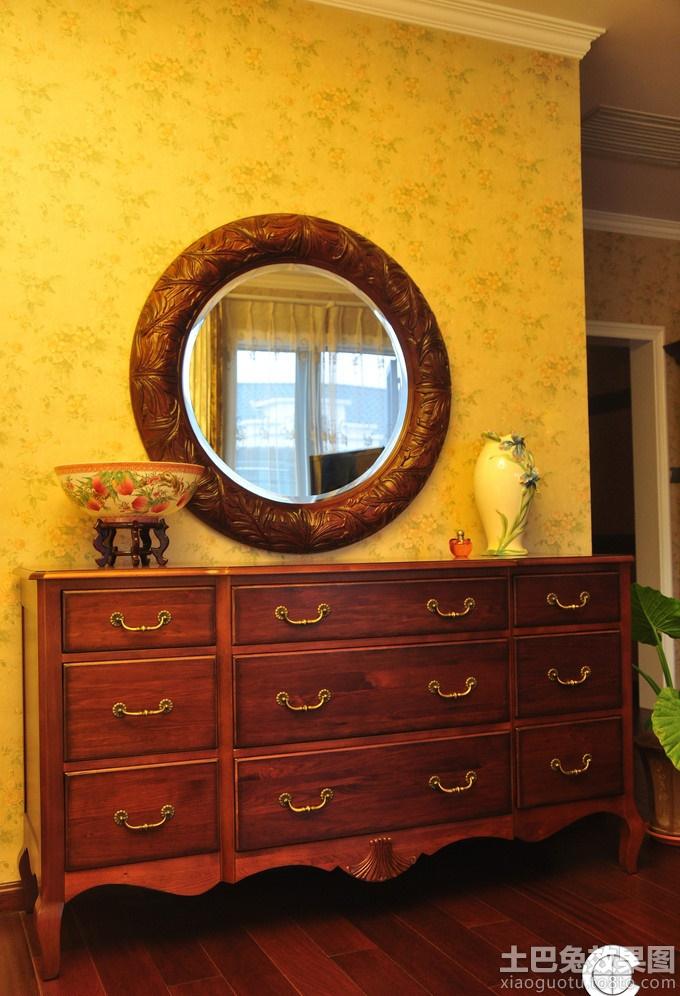 中式柜子设计图 - 九正家居装修效果图