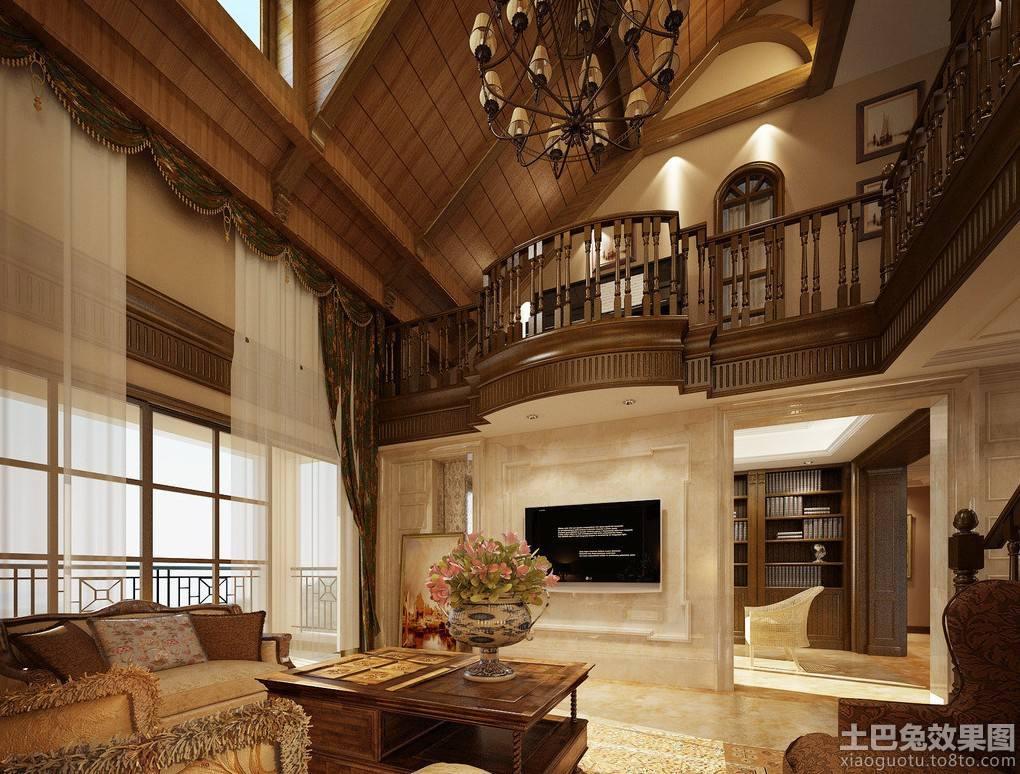古典欧式豪华别墅设计图