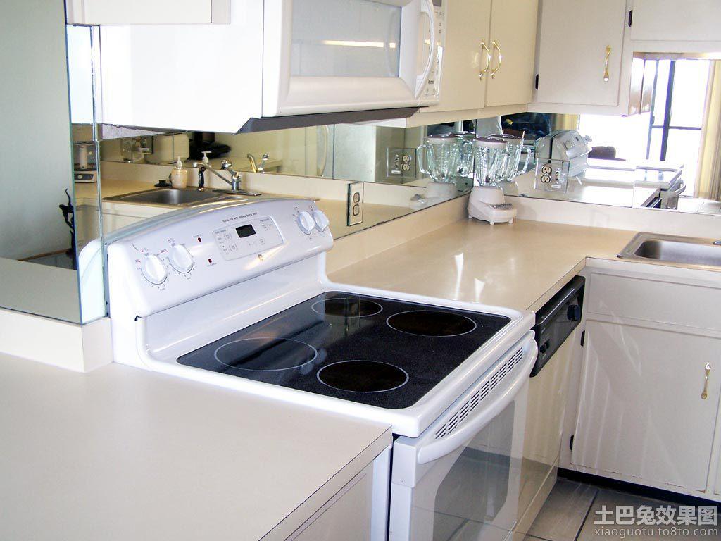 家庭厨房灶台设计