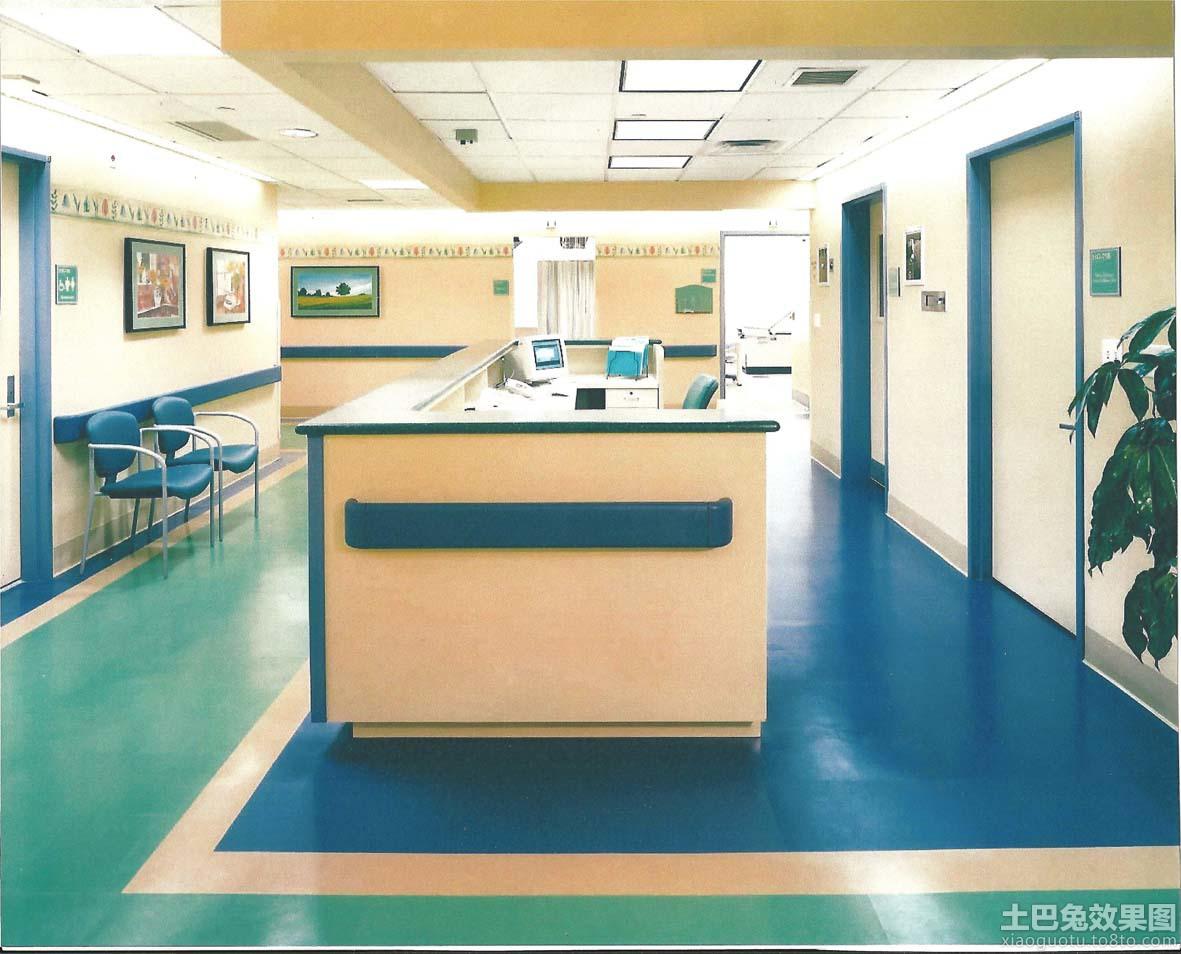 社区医院装修效果图高清图片