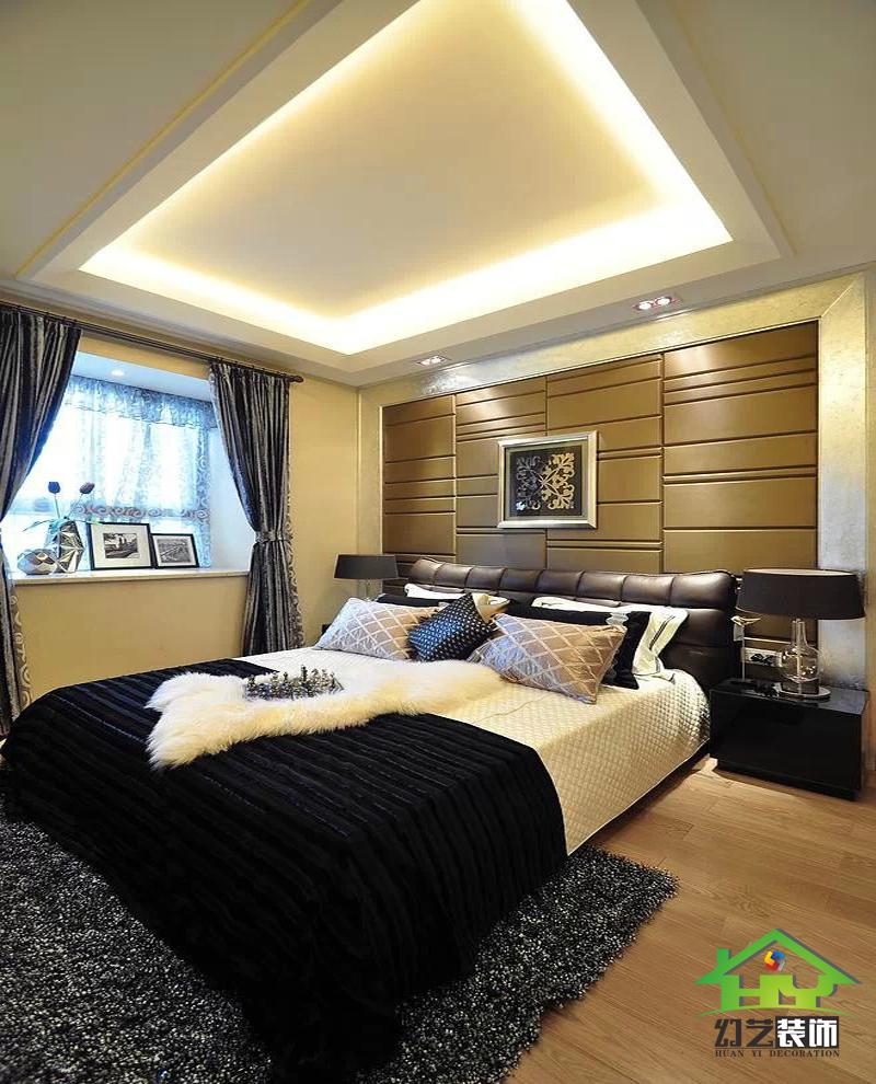 现代装修风格卧室设计
