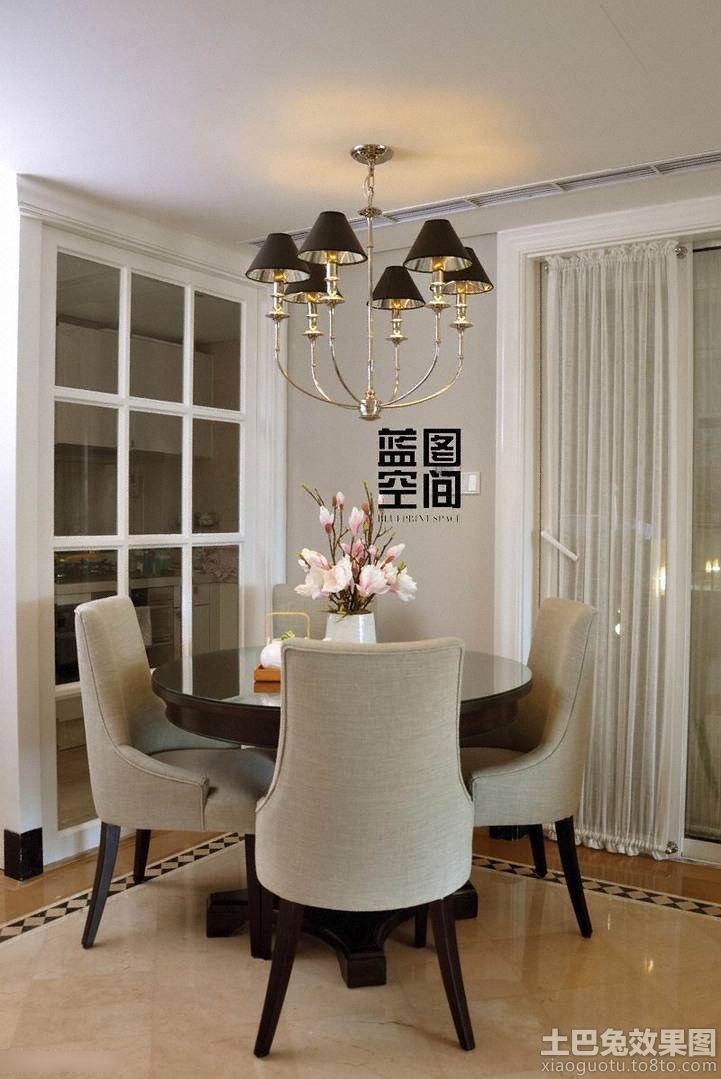 代简约家装风格小户型餐厅效果图欣赏高清图片