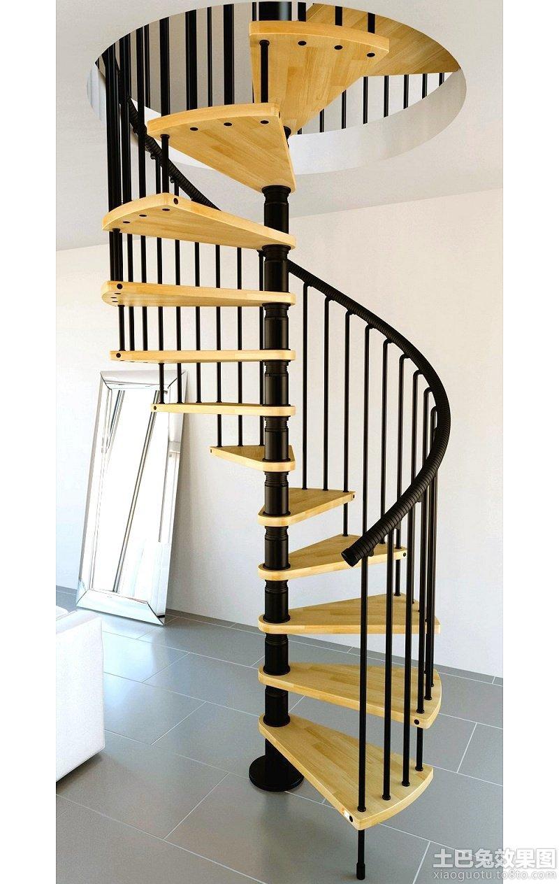 家用旋转楼梯图片大全
