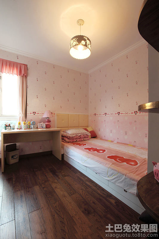 8平米女儿童房装修效果图