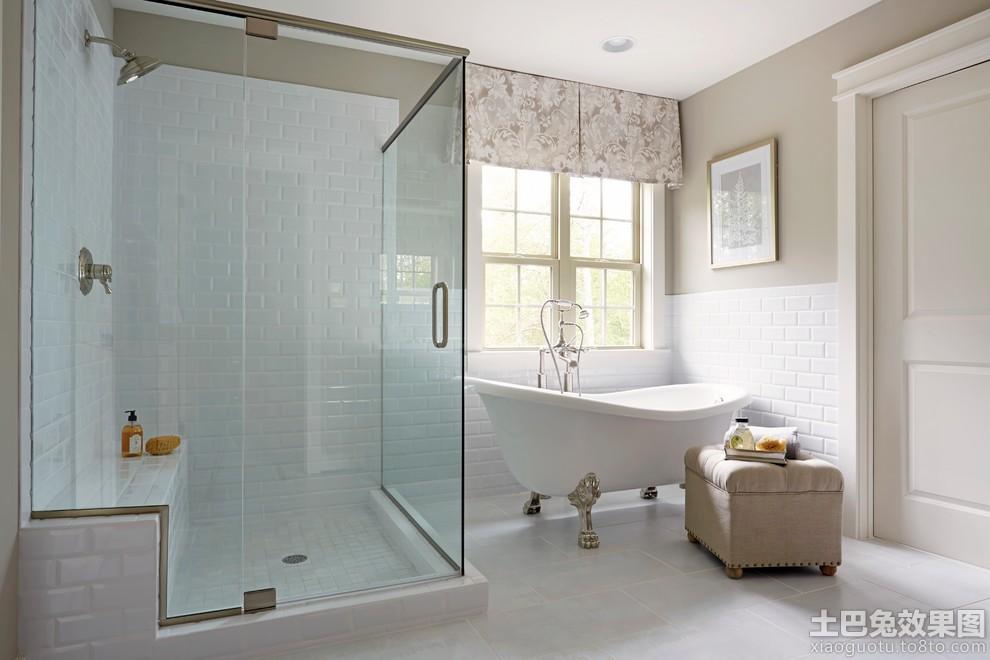 玻璃淋浴房设计效果图