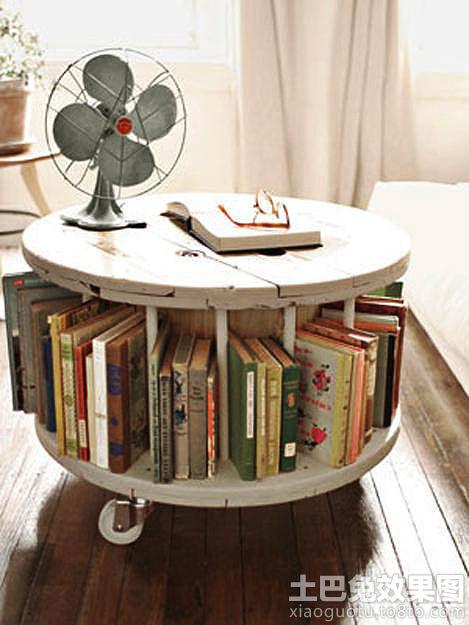 小书柜造型设计