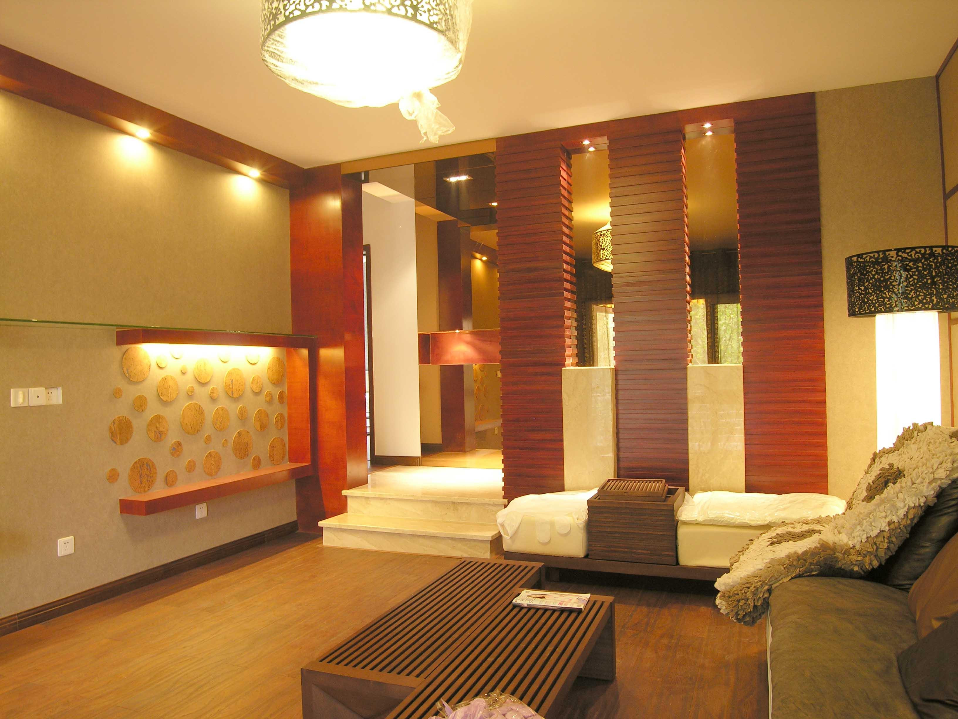 简装复式家居客厅装潢图片欣赏 - 装修效果图 - 九正图片