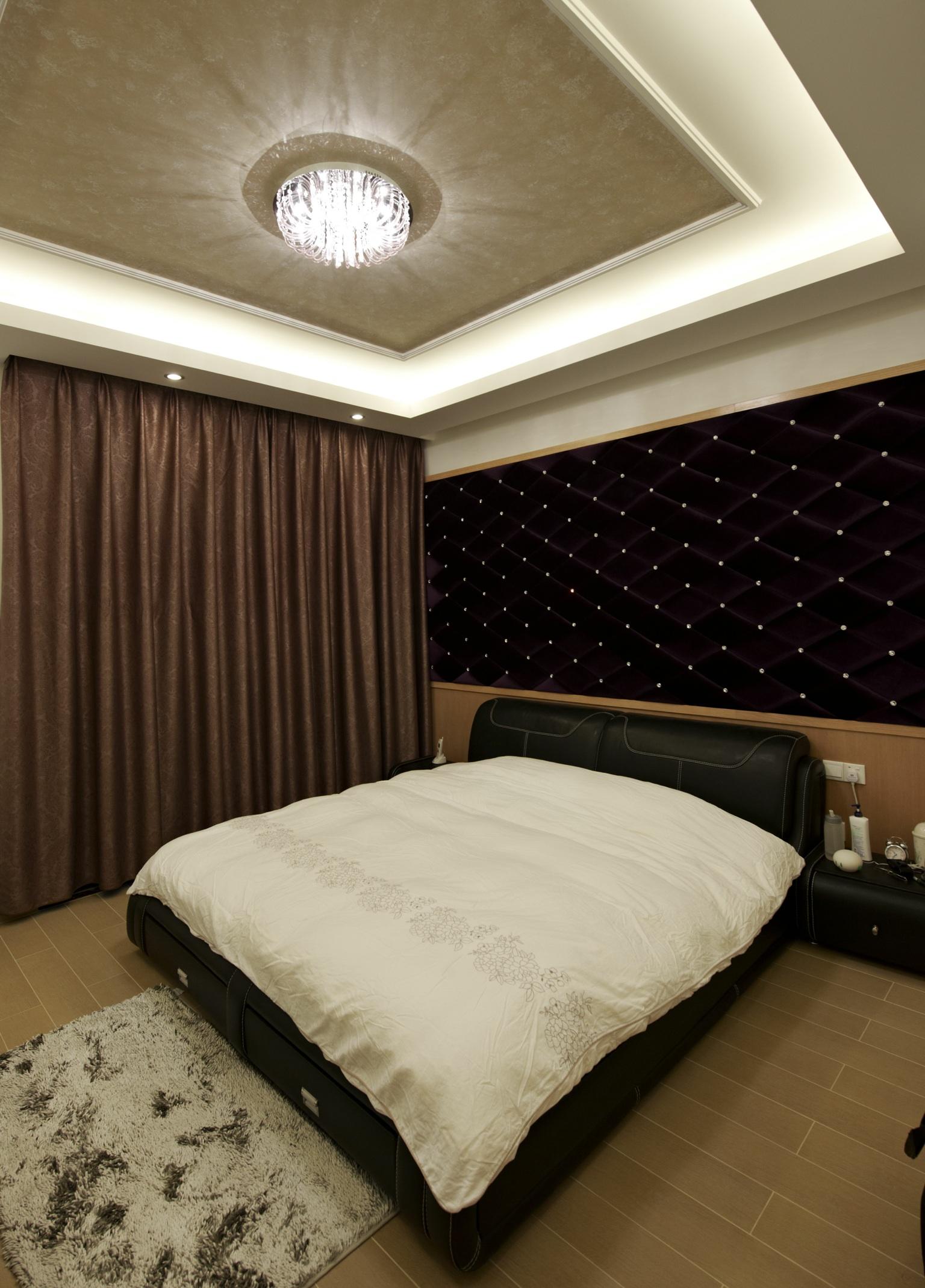 简装卧室吊顶装修设计