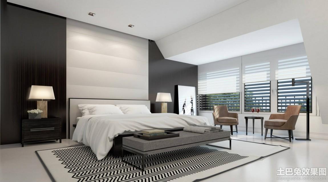 日式豪华别墅卧室设计图片