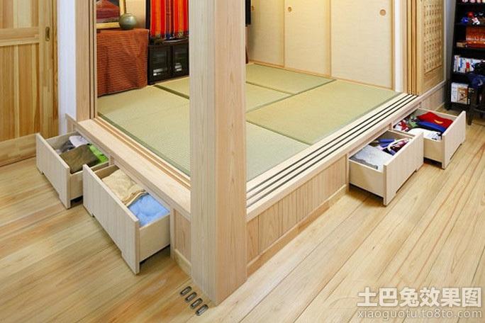 小房间榻榻米装修图片