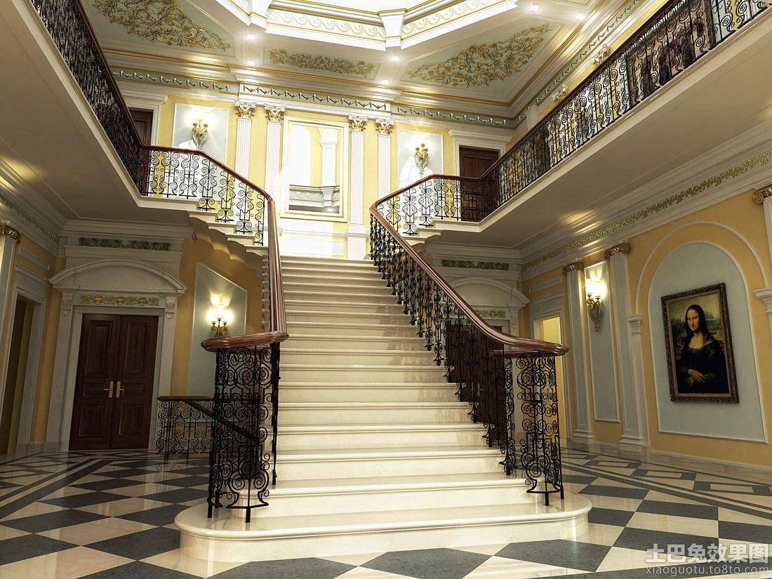 酒店楼梯设计图片欣赏图片