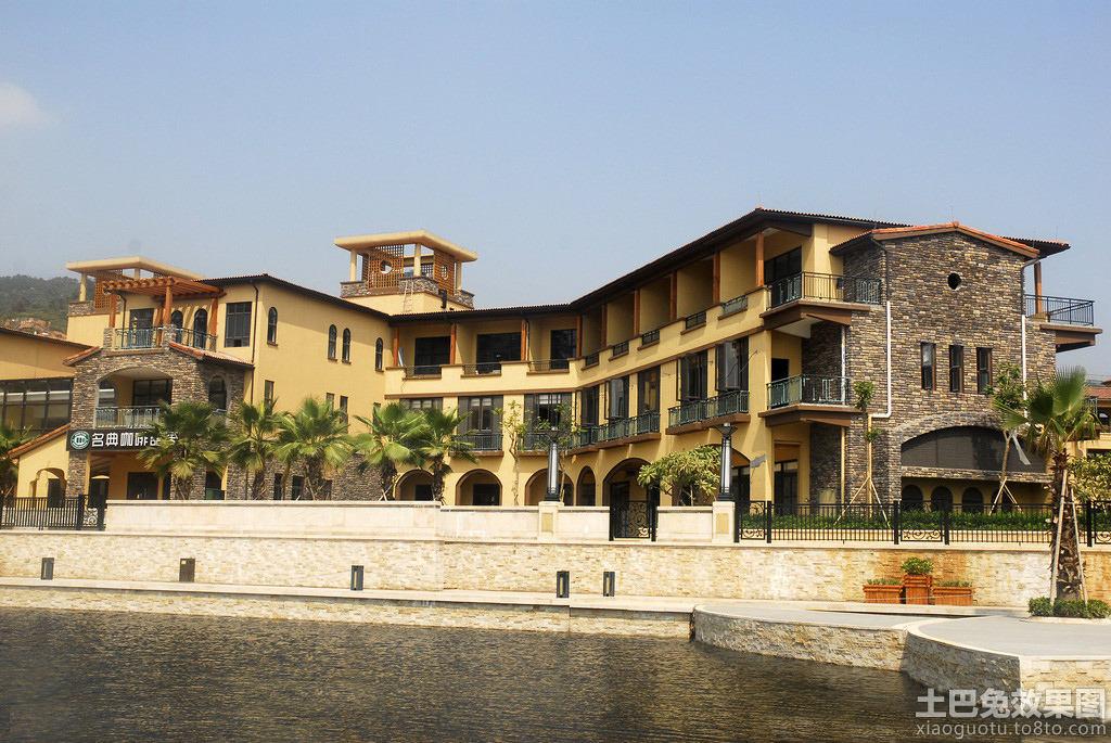 海景别墅设计