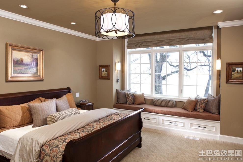 美式卧室设计效果图 - 装修效果图 - 九正家居网图片
