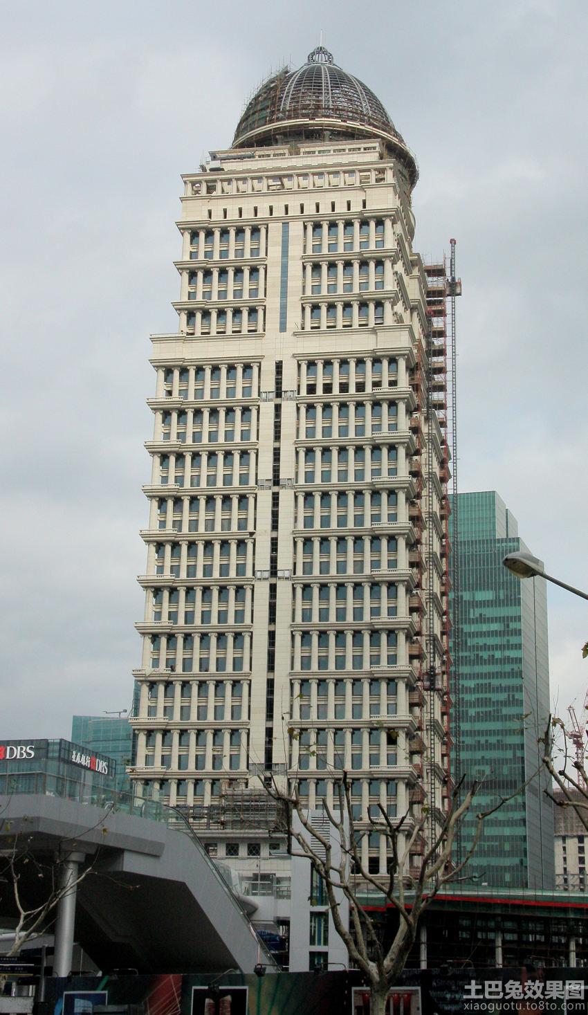 上海平安金融大厦建筑设计图片