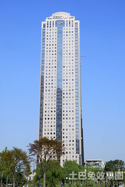上海平安金融大厦建筑装修图片