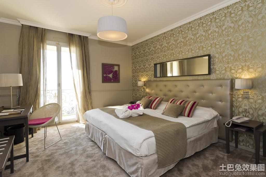 海纳温泉国际酒店客房装修图片