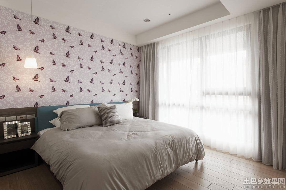 简约小户卧室装修布置效果图
