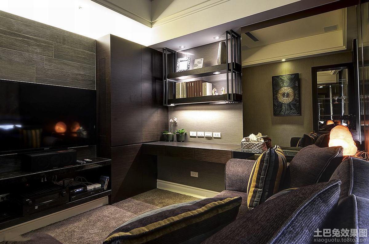 后现代装修设计客厅效果图