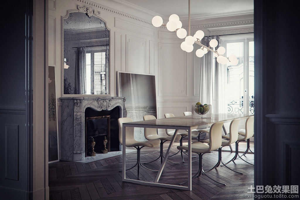 for Interieur haussmannien
