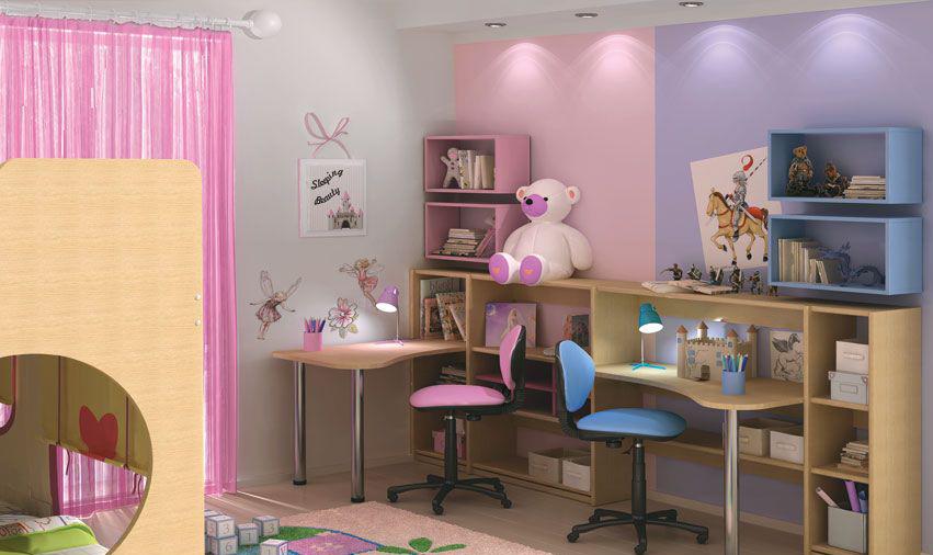 时尚可爱儿童房设计及装修图库精彩呈现