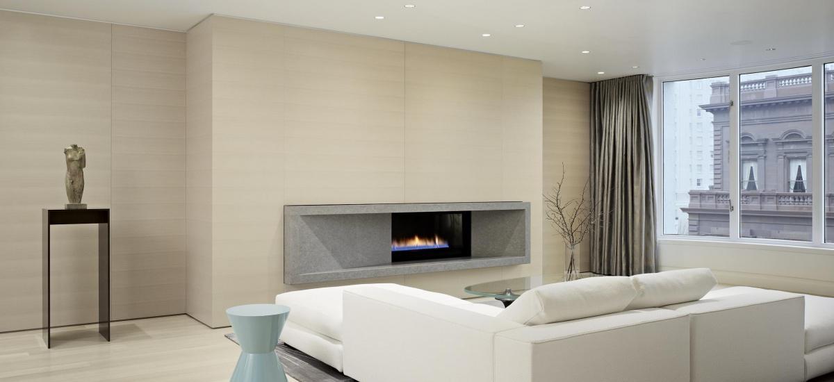 超现代极简家居室内设计 客厅装修效果图