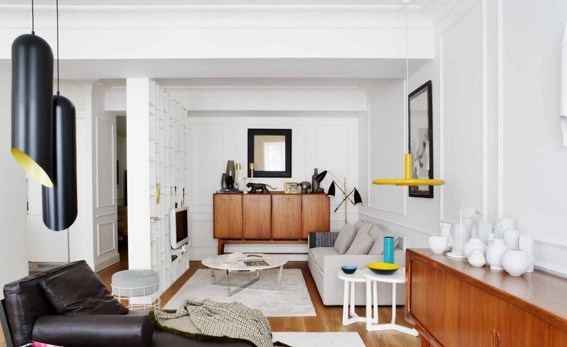 南通80平米小户型客厅装修效果图2013