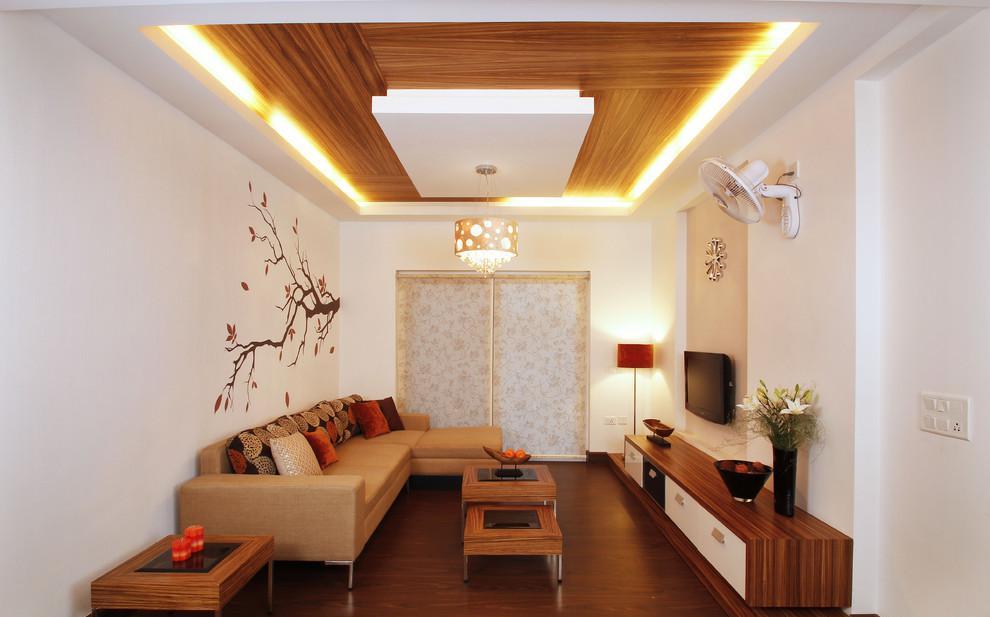 15平米小客厅吊顶效果图
