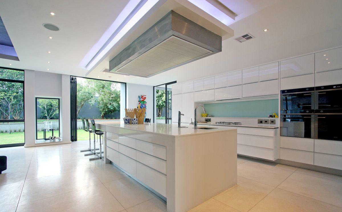 开放式厨房吊顶效果图片图片