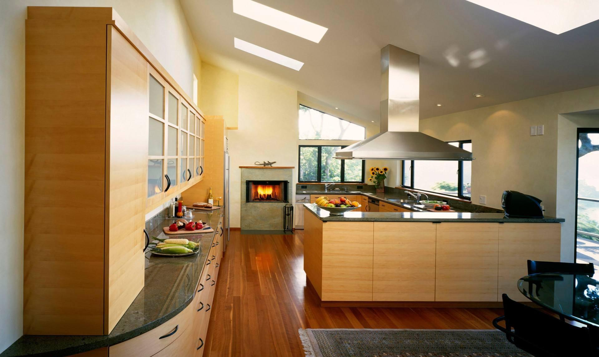 关注开放厨房装修注意事项 营造温馨的就餐环境