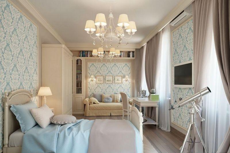 圣彼得堡单身公寓卧室装修效果图大全2012图片