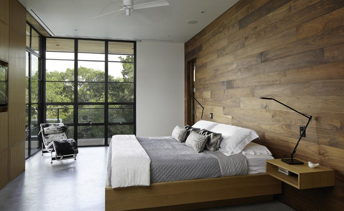 室内设计现代简约风格卧室图片