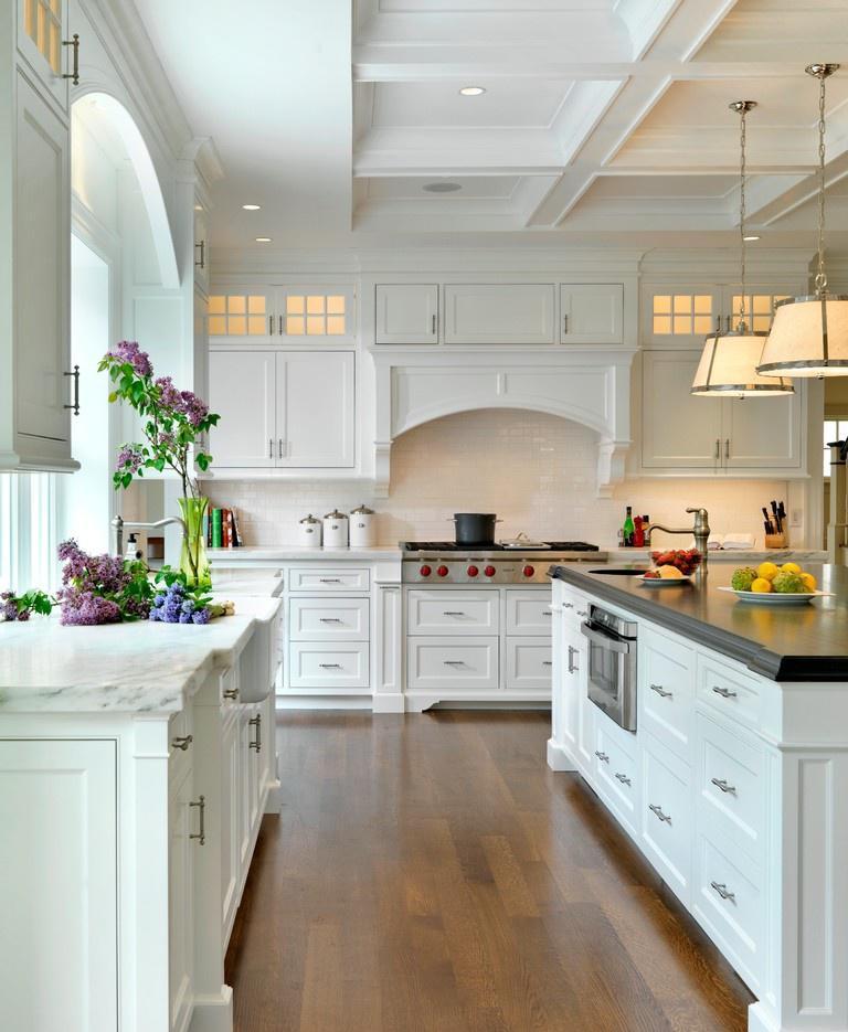 欧式l型厨房装修效果图大全2013图片
