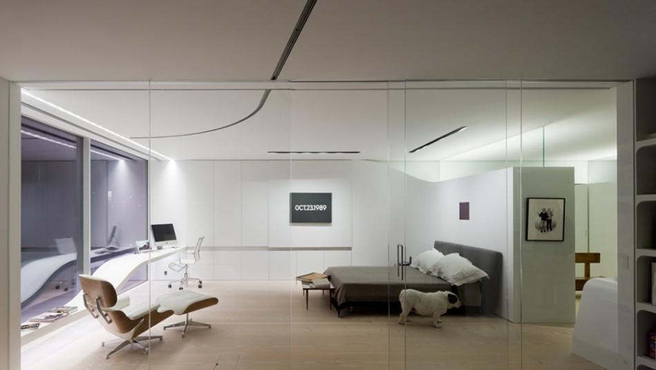 纽约复式楼卧室装修效果图大全2015图片图片