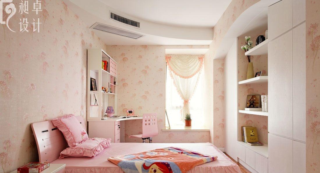 温馨女生卧室装修效果图大全图片