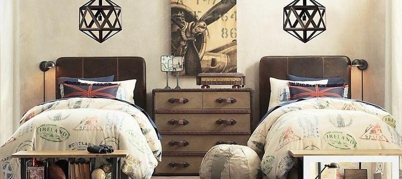 欧式经典卧室装修效果图大全2015图片
