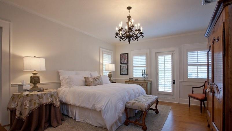 浪漫欧式风情卧室装修效果图大全2015图片