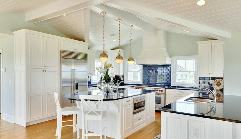 开放式厨房样板间装修效果图欣赏