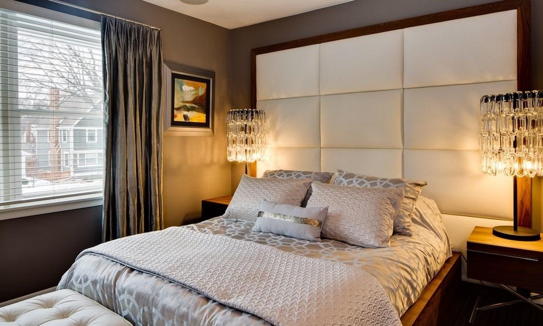 温馨的卧室装修效果图大全2015图片