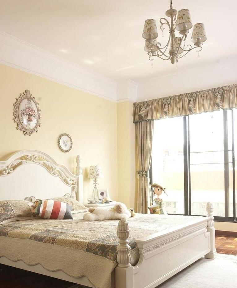2015年欧式卧室装修效果图大全