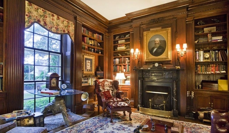 家居图库 > 哥特式风格室内客厅装修效果图图片