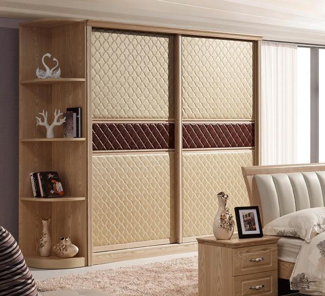 北欧风格卧室衣柜欣赏